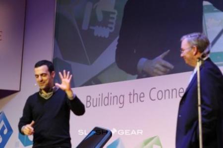 Eric Schmidt Mobile World Congress 2012