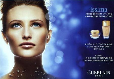 Maquillaje de tratamiento Issima de Guerlain