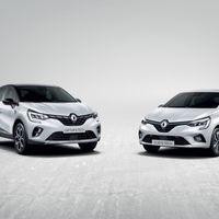 Renault agrega el apellido E-Tech a sus nuevos híbridos Clio y Captur