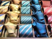 ¿Con corbata o sin corbata?