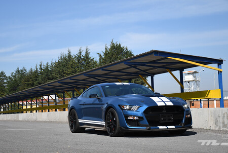 Ford Mustang Shelby Gt500 Mexico 11