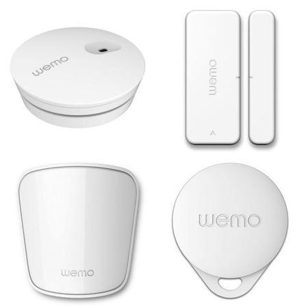 Belkin amplia su gama de sensores WeMo con cuatro nuevos elementos