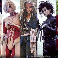 Cuando transformarse (casi) en cualquier personaje se vuelve una obra de arte más allá del cosplay