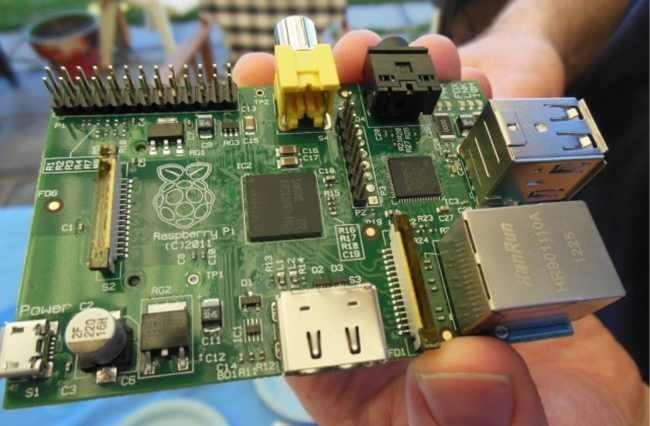 Raspberry Pi al rescate, esta vez para hacer un terminal en modo kiosco