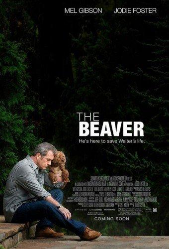 'El castor' ('The Beaver'), cartel y tráiler