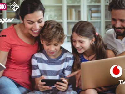 Vodafone fortalece su TV Online gratuita de forma temporal con canales de pago para no caer en el olvido