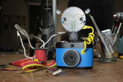 Otto, la cámara retro que crea GIFs