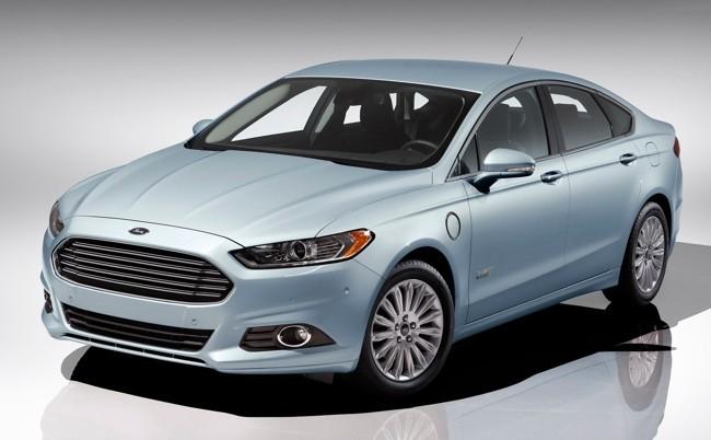 Ford Fusion Energi (Mondeo en Europa)