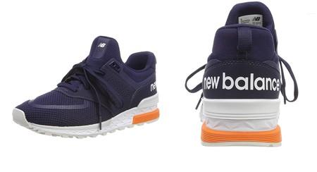Tenemos las zapatillas New Balance 574s desde 31,57 euros en Amazon con envío gratis