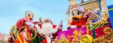 Disneyland Paris en Navidad, un viaje mágico e inolvidable para toda la familia