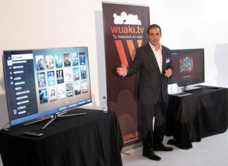 Wuaki.tv promete una suscripción para 2012