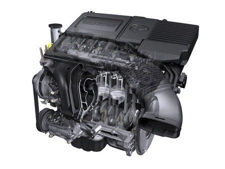 Mazda2 Motor MZR