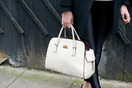 bolso blanco