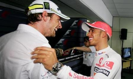 Jenson Button cerca de fichar por McLaren