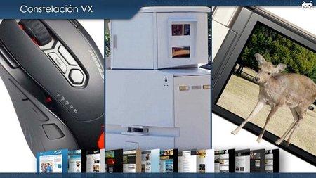 Periféricos para jugones, móviles con pantallas 3D y el super radar. Constelación VX (XVII)