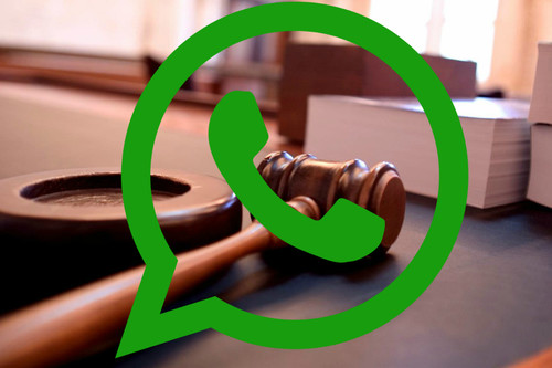 Por qué las conversaciones de WhatsApp no pueden ser admitidas como prueba concluyente en un juicio
