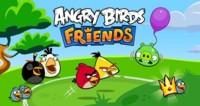 Angry Birds 'Friends' se pasa al lado más social