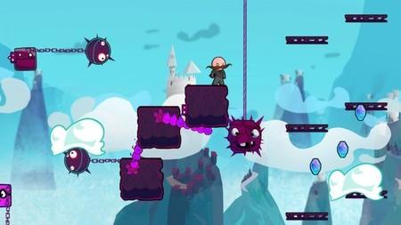 Desenfreno total en el tráiler de lanzamiento de 'Cloudberry Kingdom'