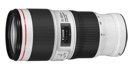 Canon Ef 70 200mm F4l Is Ii Usm