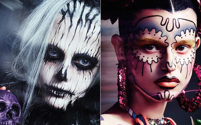 Mac Cosmetics Halloween Makeup Ideas