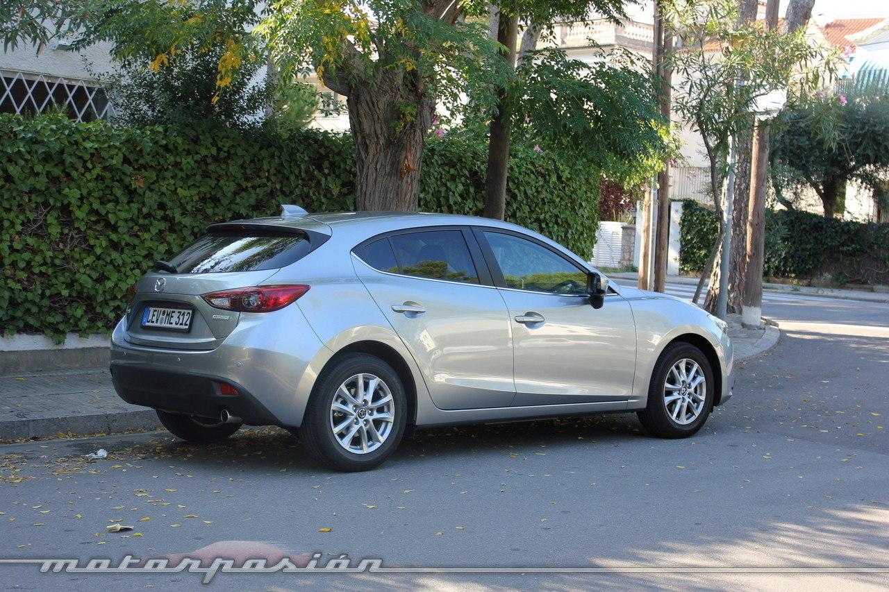 Foto de Mazda3 2013, presentación y prueba (22/61)