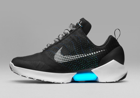 Nike Hyperadapt Power Lacing 6