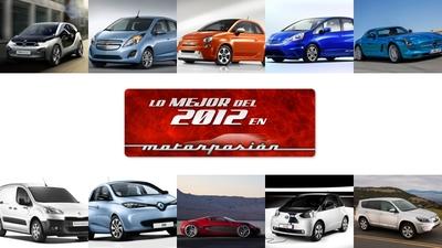 Mejor eléctrico: lo mejor de 2012 en Motorpasión
