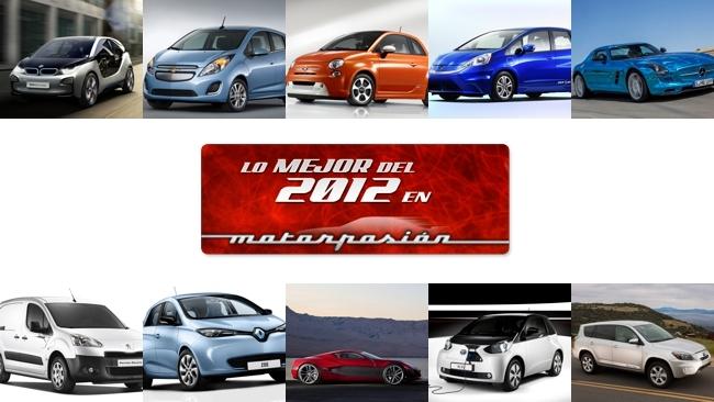 Mejor coche eléctrico de 2012 en Motorpasión