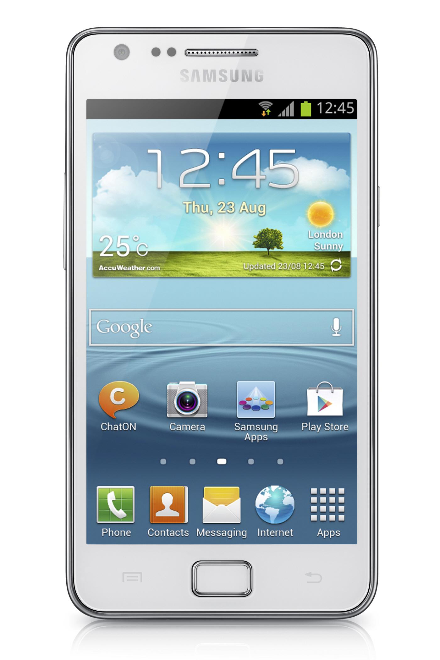 Foto de Samsung Galaxy SII Plus (1/8)