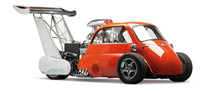 BMW Isetta Whatta Drag, un Hot Wheels hecho realidad