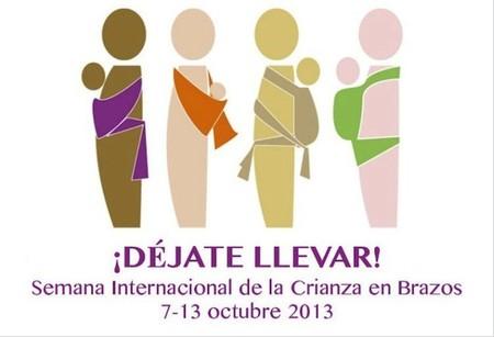 """""""¡Dejate llevar!"""": celebrando la Semana Internacional de la Crianza en Brazos"""