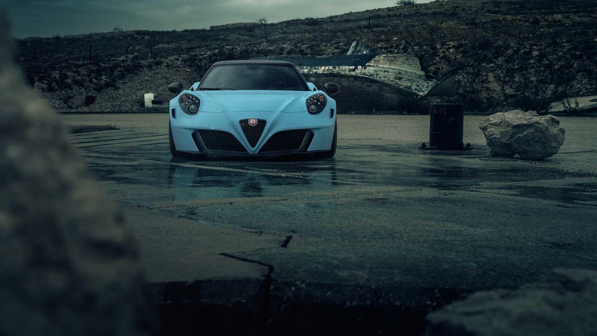 Foto de Pogea Racing Alfa Romeo 4C Zeus (6/68)