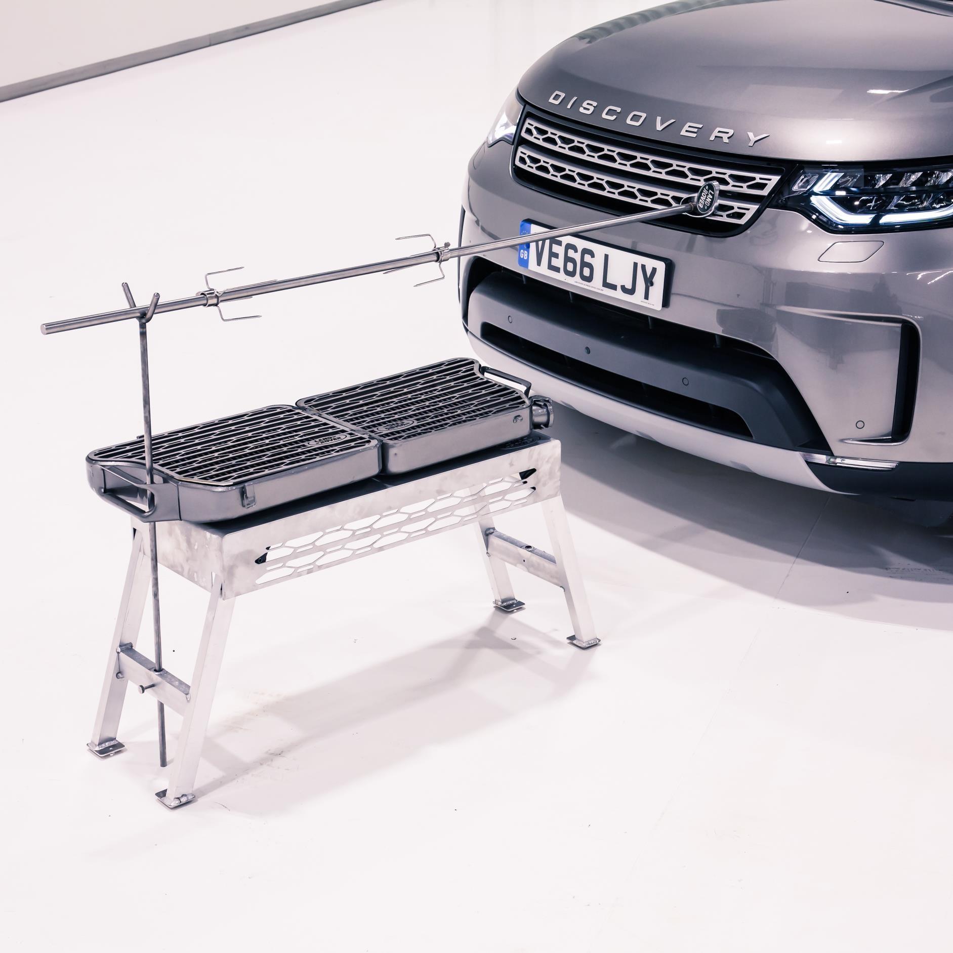 Foto de Land Rover Duscovery cocina ambulante (2/17)