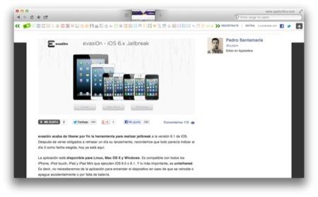 Sleipnir, un navegador web que pretende ser diferente
