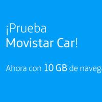 Movistar Car ahora ofrece 10 GB para navegar y añade más funciones de diagnóstico y mantenimiento del vehículo