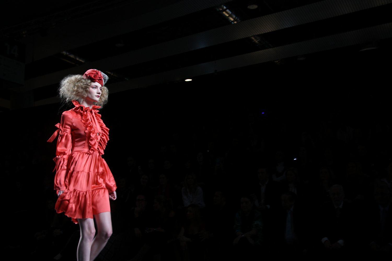 Foto de Alma Aguilar en la Cibeles Madrid Fashion Week Otoño-Invierno 2011/2012 (36/126)