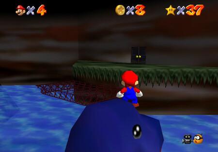 Super Mario 64 Estrella Secreta 04