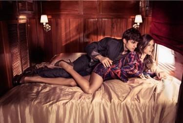Alessandra Ambrosio y Asthon Kutcher: esto sí que es una pareja de guapos