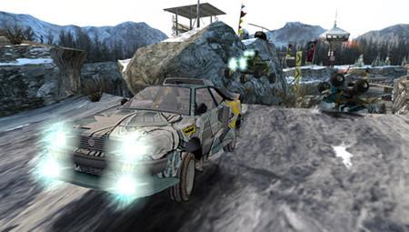 'MotorStorm: Artic Edge' demuestra lo que puede hacer PSP a nivel gráfico