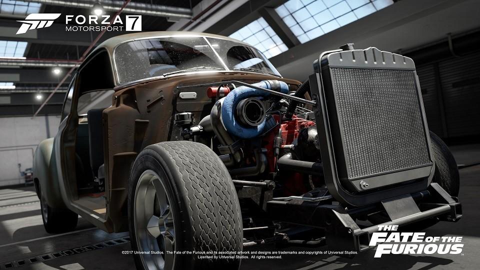 Foto de The Fate of the furious en Forza Motorsports 7 (2/8)