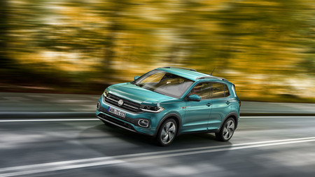 Volkswagen T Cross 2019 122