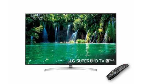¿Buscas TV de gama alta? En eBay tienes la LG 55SK8100PLA, con 55 pulgadas 4K por 869,99 euros