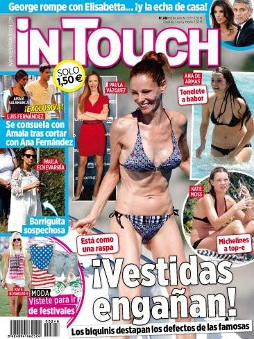 Uy qué mosqueo tiene Paula Vázquez con In Touch...