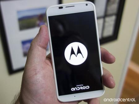 """Motorola actualiza su logo de entrada a """"Powered by Android"""""""