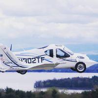 El coche volador de Terrafugia ya se puede reservar, y su precio será más de avioneta que de automóvil