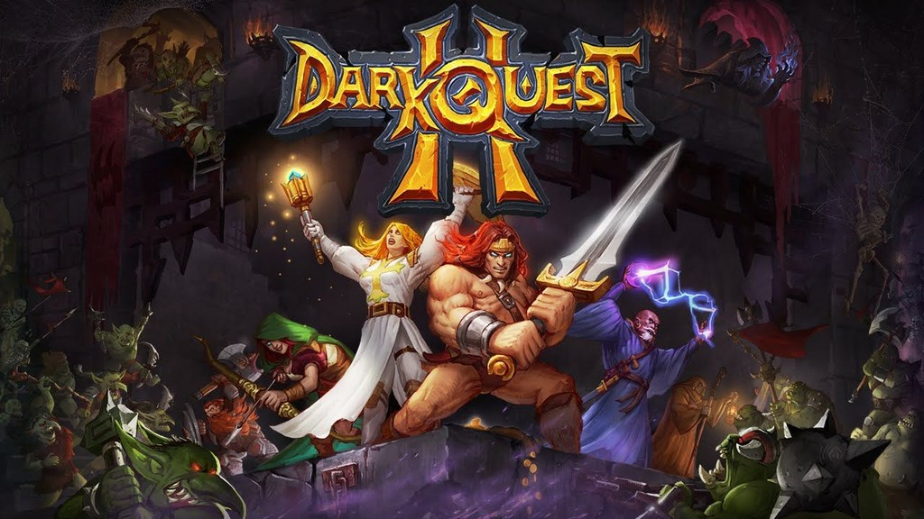 Dark Quest 2, the RPG based on Hero Quest, is now available on Android