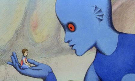 Ciencia-ficción: 'El planeta salvaje', de René Laloux