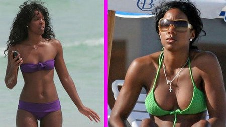 Kelly Rowland, a mí me gustan grandes