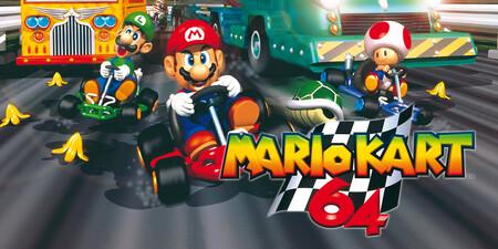 No podrás adelantarle: un speedrunner se corona con el récord mundial en todas las pistas de Mario Kart 64