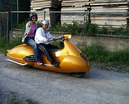 Jetsons Maxi Scooter